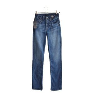 Silver Jeans Avery Curvy Fit High Rise Straight Leg Jeans